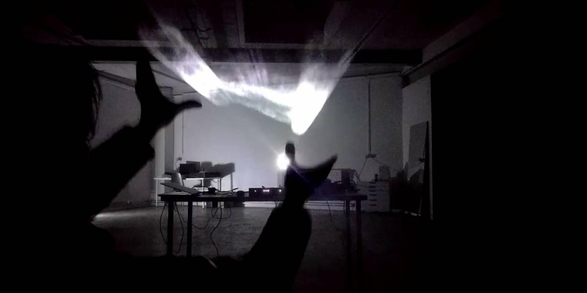 Crean nuevo tipo de pantalla táctil que se proyecta en la niebla