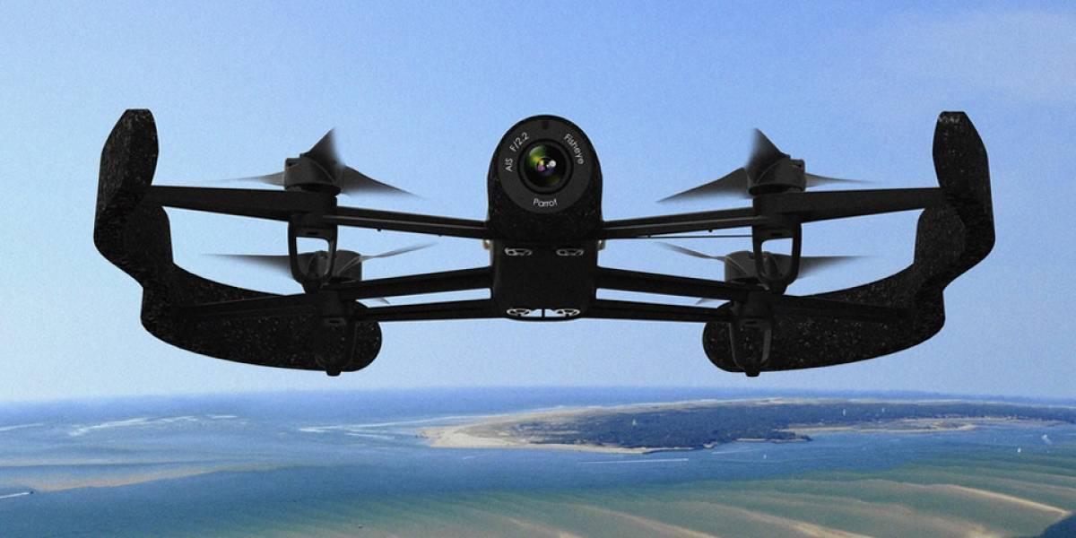 Parrot presenta Bebop, su nueva generación de drones