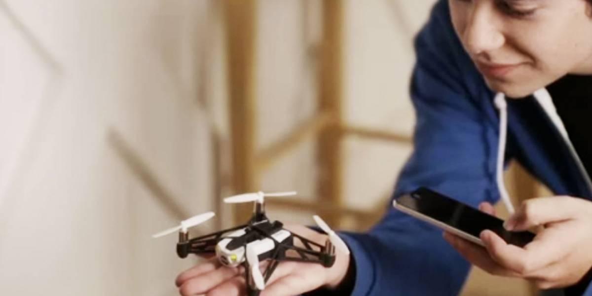 Parrot lanza un dron que puede ser programado por niños