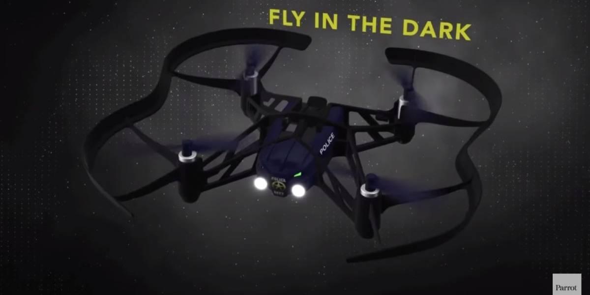 Parrot presenta 13 nuevos drones para conquistar aire, tierra y agua