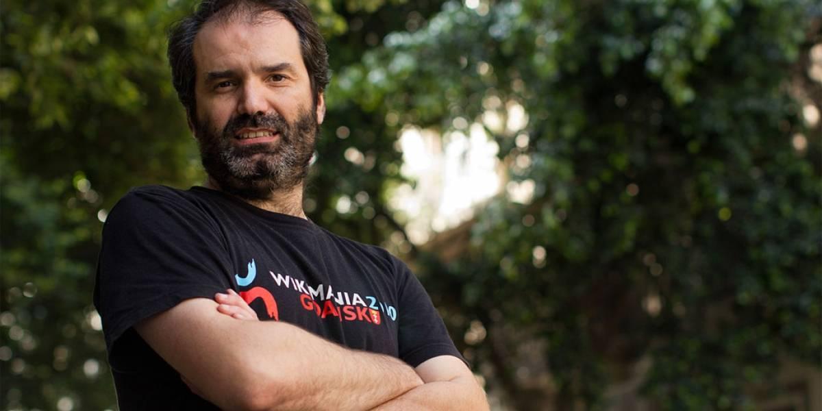 Patricio Lorente, la voz de América Latina en la Fundación Wikimedia [FW Interviú]