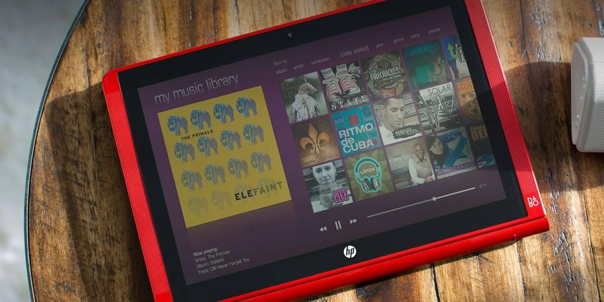 HP lanza un asequible portatil híbrido con puerto USB-C