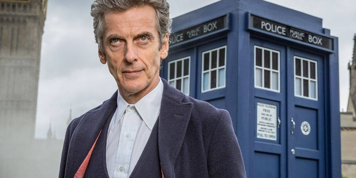 Peter Capaldi abandonará Doctor Who