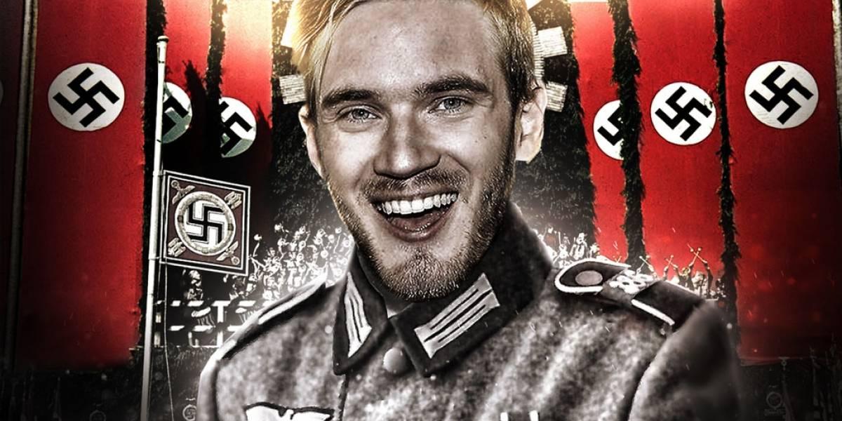 YouTube y Disney cancelan contratos con PewDiePie tras escándalo antisemita