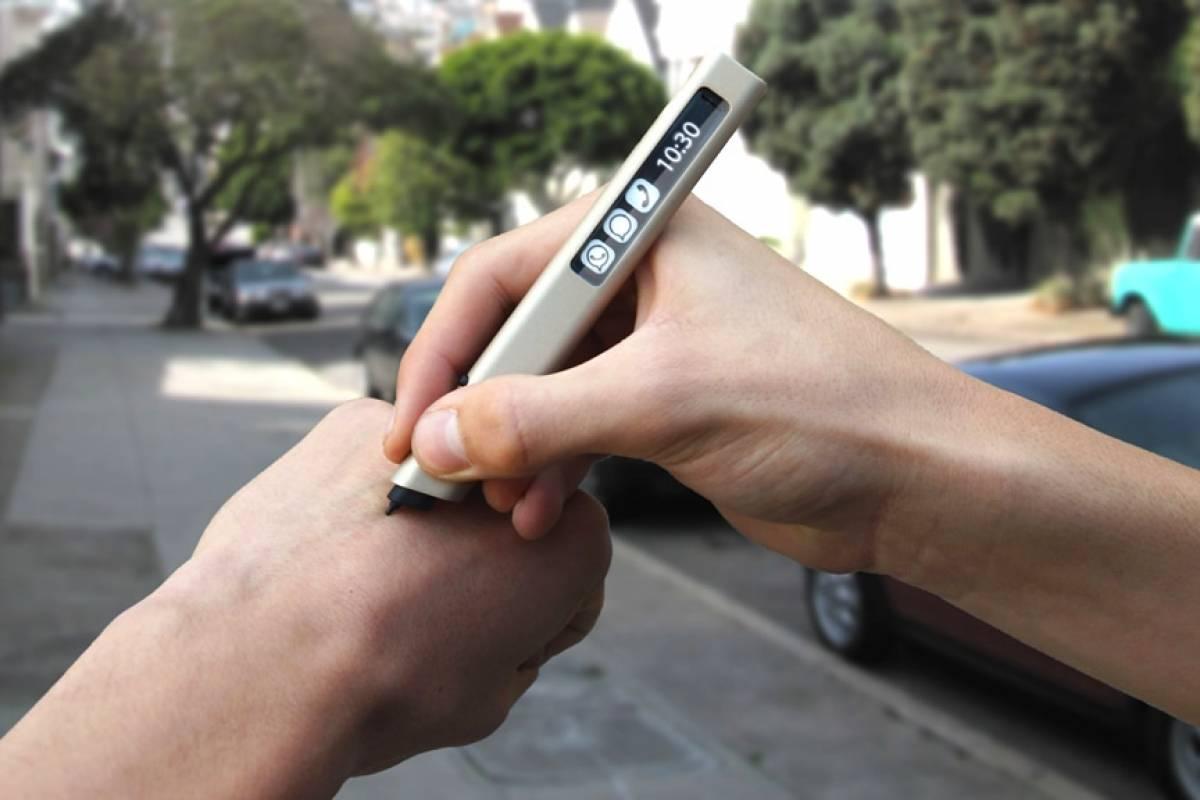 Escribe en cualquier superficie con este lápiz inteligente de código abierto