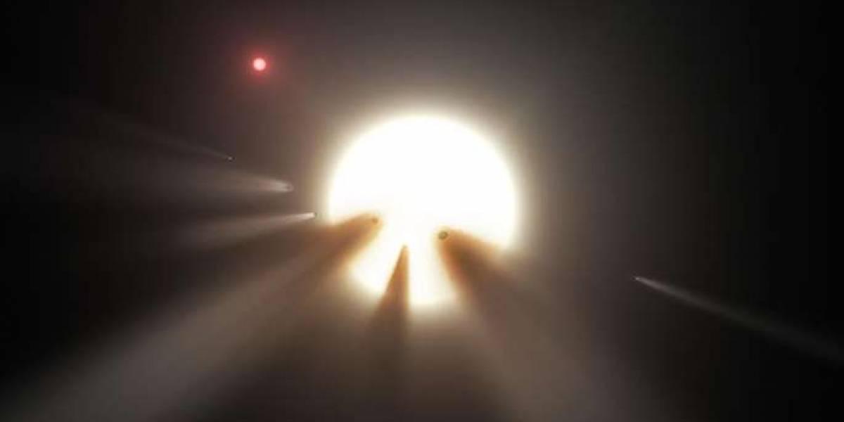 ¿De qué va la megaestructura alienígena y la Estrella de Tabby?