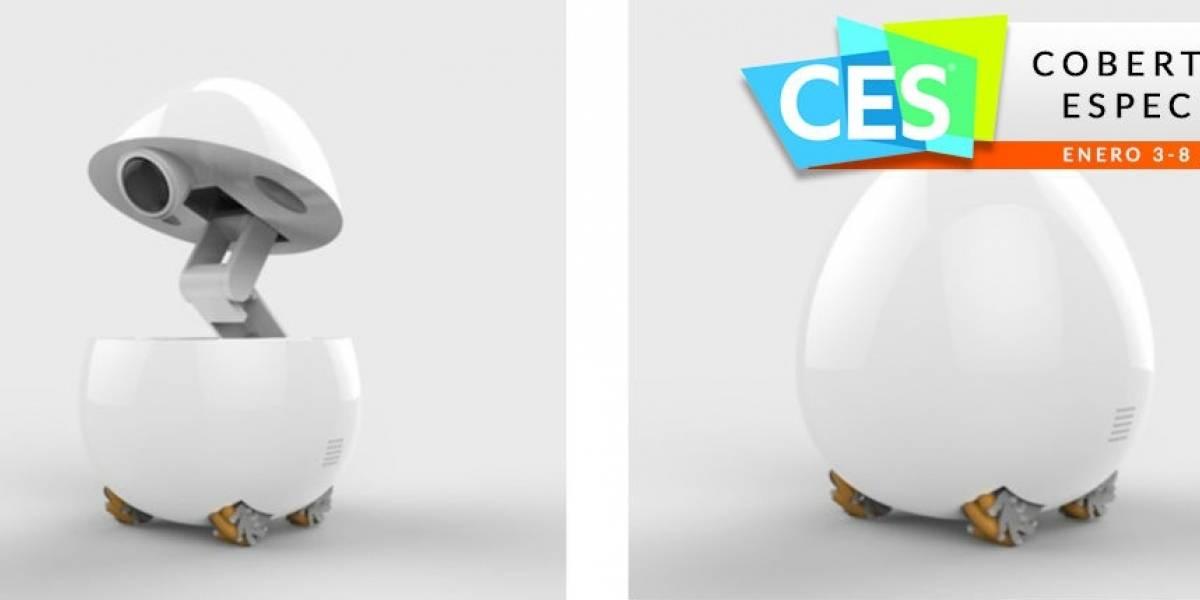 Panasonic anuncia PICO, su robot asistente personal #CES2017