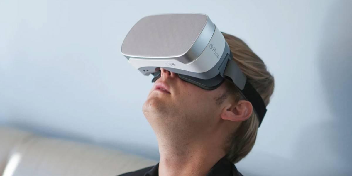Pico ofrece realidad virtual para las masas
