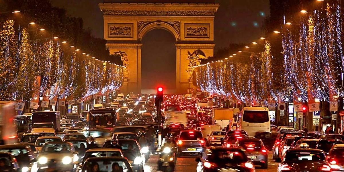 Paris quiere prohibir los autos de diesel y gasolina para el 2030
