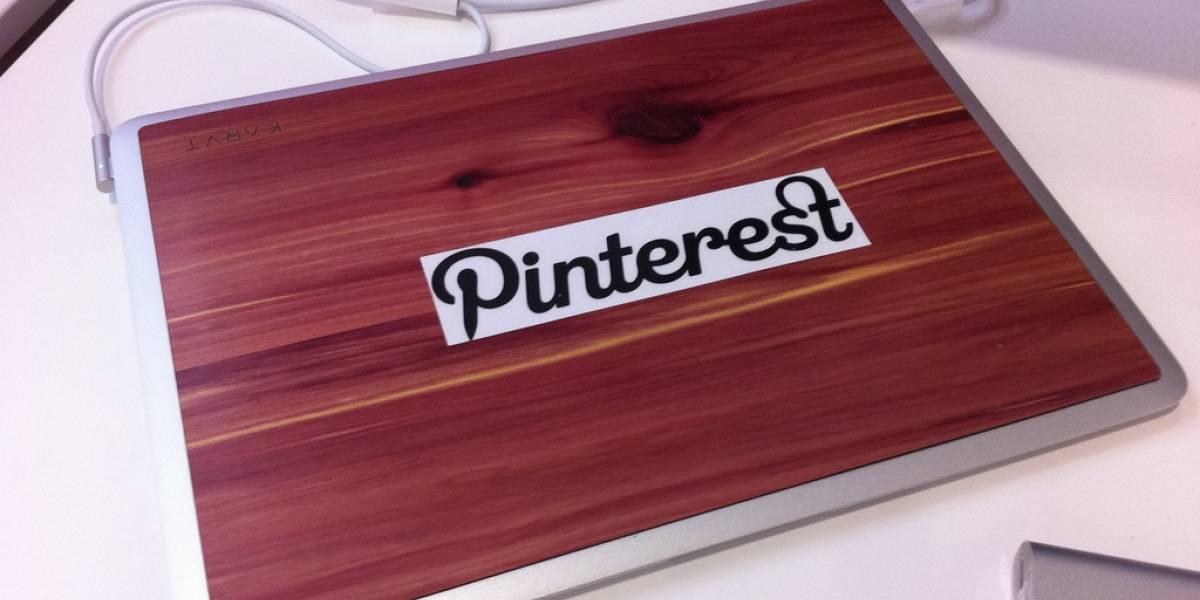 Pinterest elimina los enlaces referidos para evitar spam