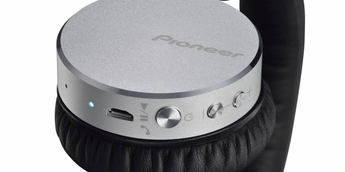 México: Pioneer presentó audífonos inalámbricos con NFC y un precio atractivo