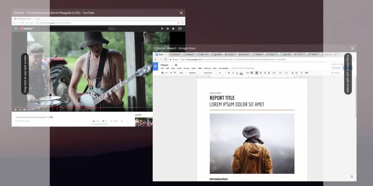 Pantalla dividida llegará a la Google Pixelbook