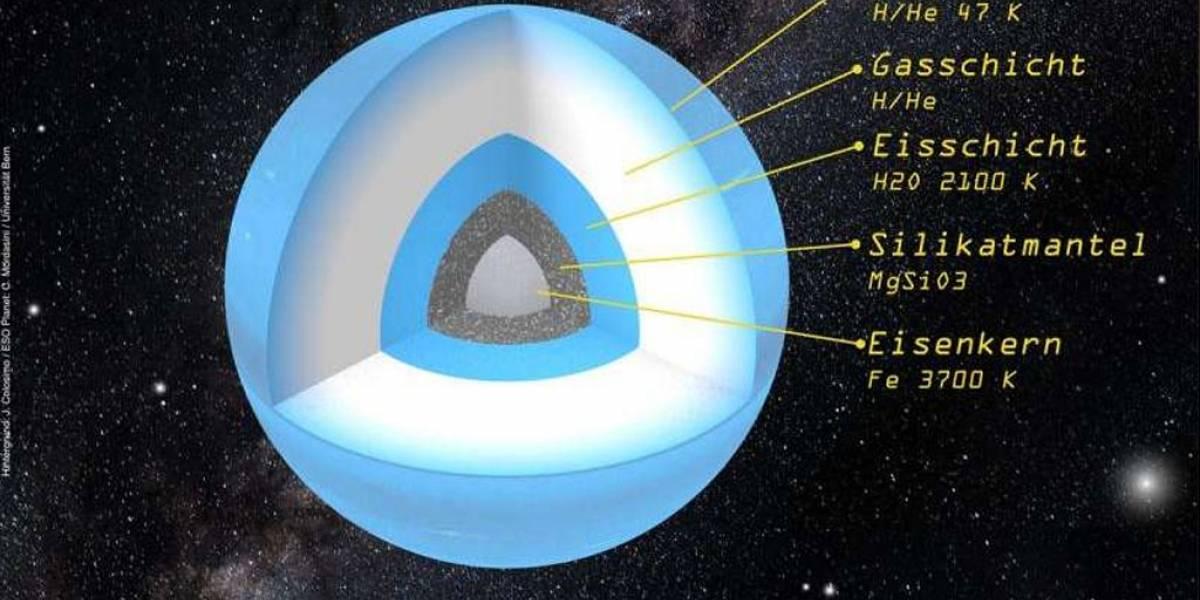 """Científicos determinan las cualidades físicas del """"Planeta 9"""""""