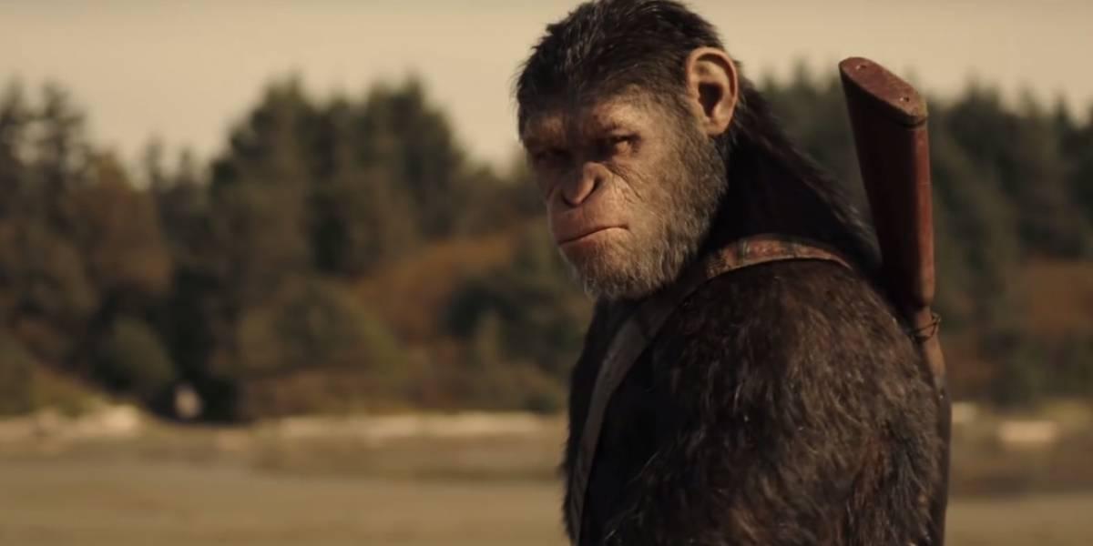 Revisa el trailer de War for the Planet of the Apes