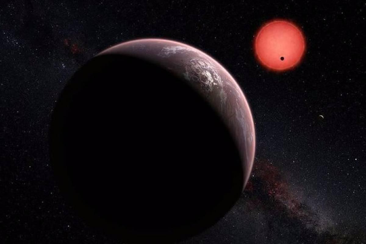 Encuentran los tres planetas más parecidos a la Tierra y potencialmente habitables