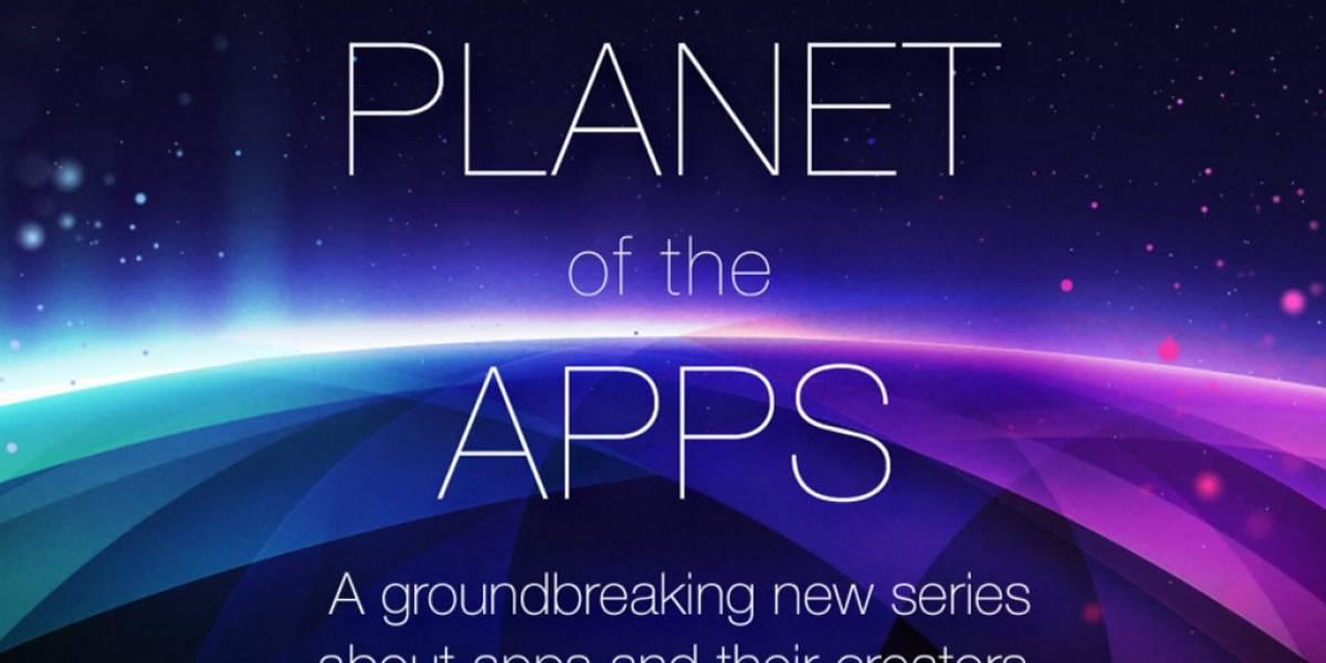 """Apple lanzará su propio reality show llamado """"Planet of the Apps"""""""