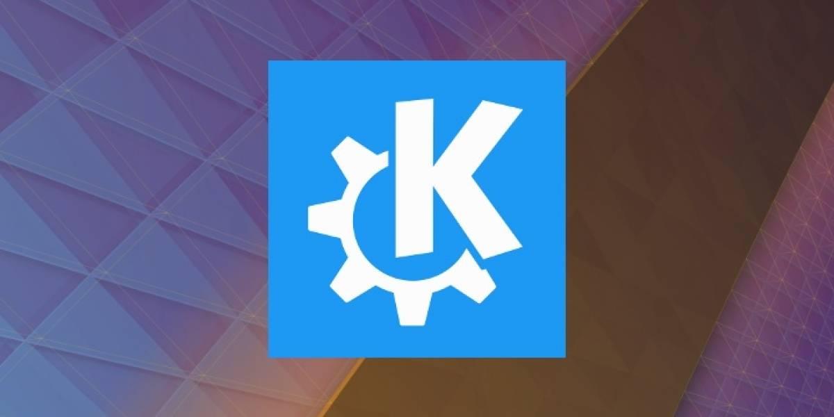 Escritorio KDE celebra sus 21 años de vida con nuevas actualizaciones