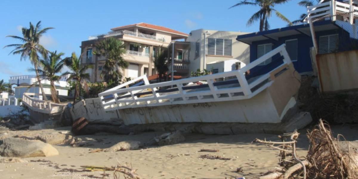 Investigación de la UPR identifica mayor erosión en playas luego de María