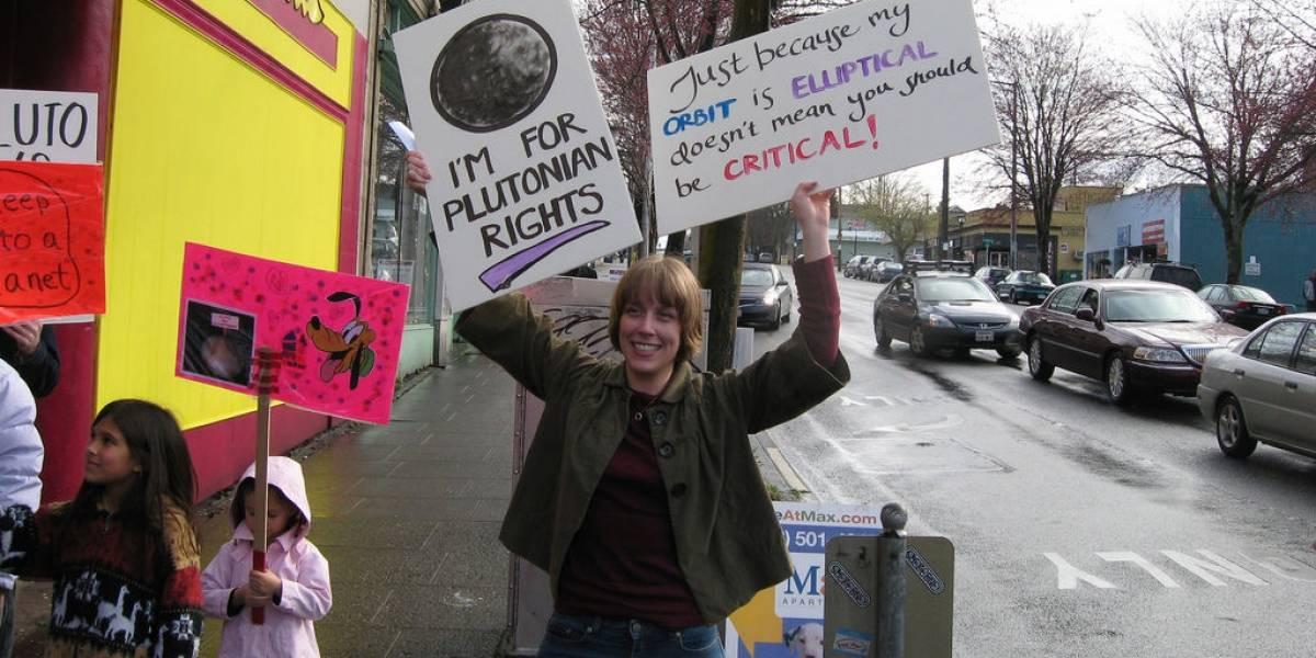 Nueva evidencia para que Plutón recupere el estatus de planeta