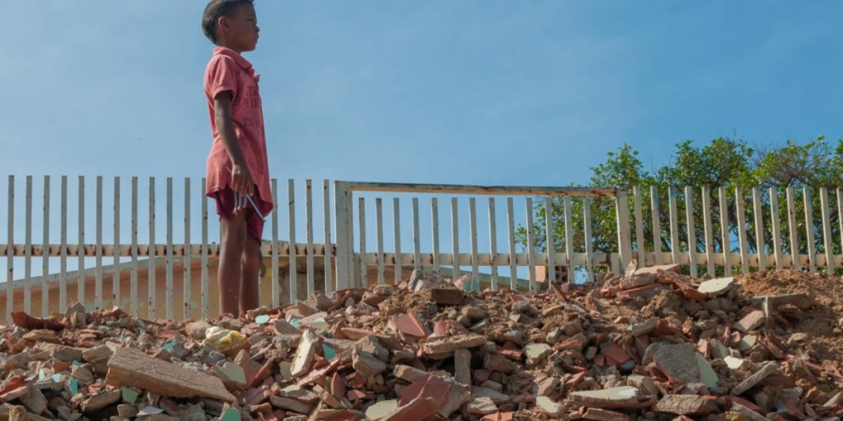Utilizan satélites para poder mapear y ubicar áreas con alta pobreza
