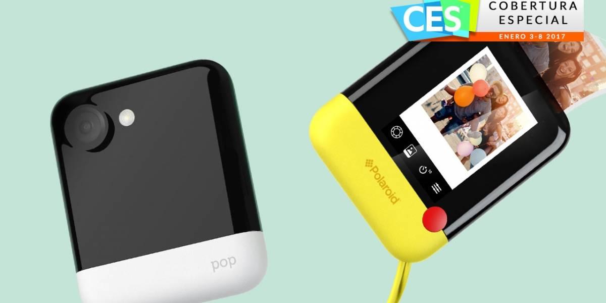 Polaroid Pop vuelve a su esencia y revive la fotografía instantánea #CES2017