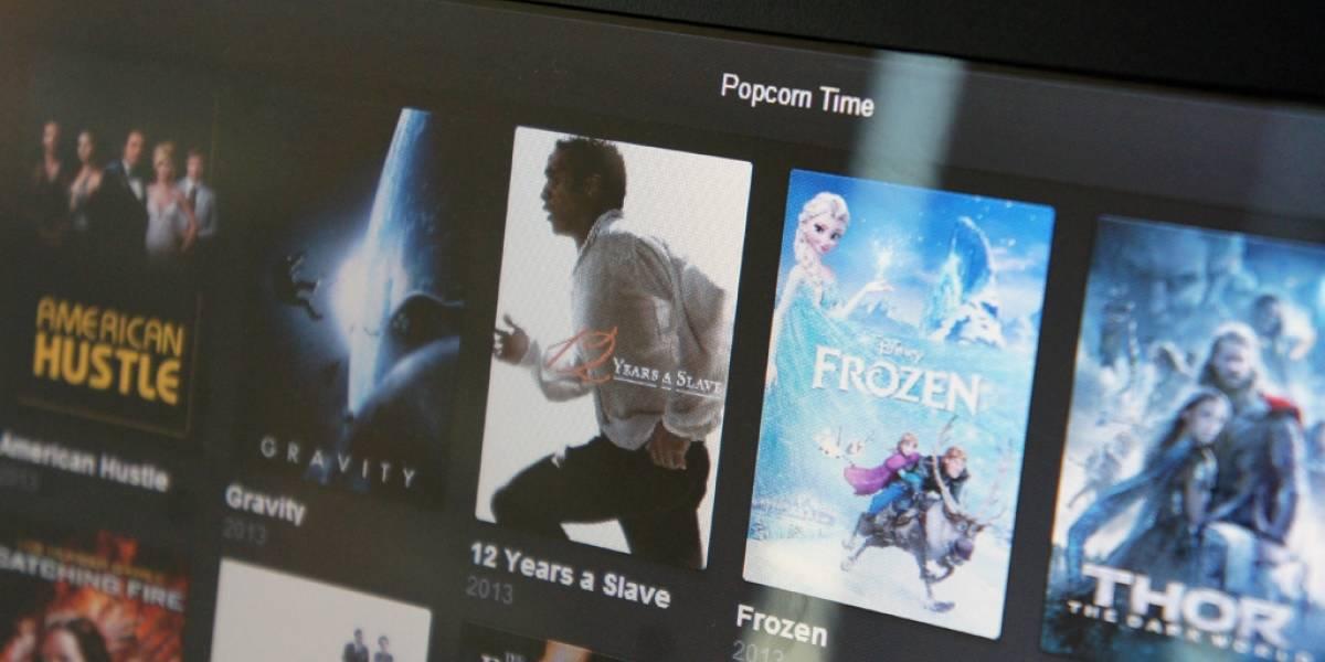 Estudio de cine demanda a usuarios de Popcorn Time en EE.UU. por ver su película gratis