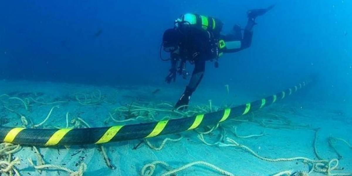 Microsoft y Facebook construirán cable de datos en el Atlántico