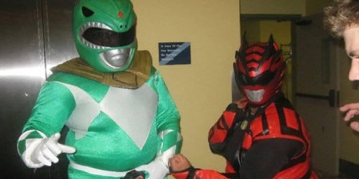 Así lucen los Power Rangers en su nueva película