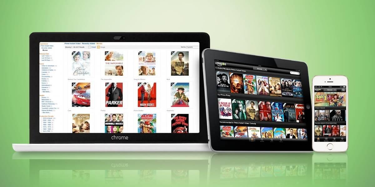 Amazon finalmente extenderá su servicio Prime Video al resto del mundo