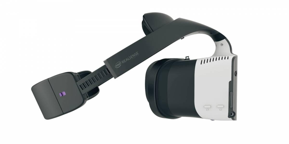 Intel presenta Project Alloy enfocado a la realidad virtual