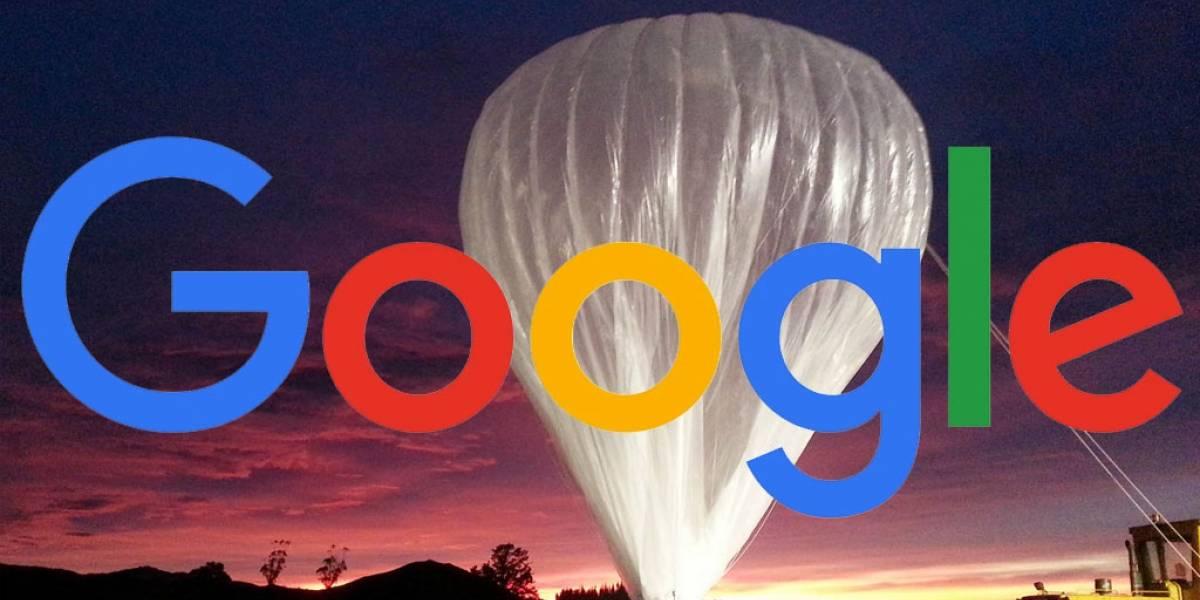 Google es acusada de robarse la idea de Project Loon