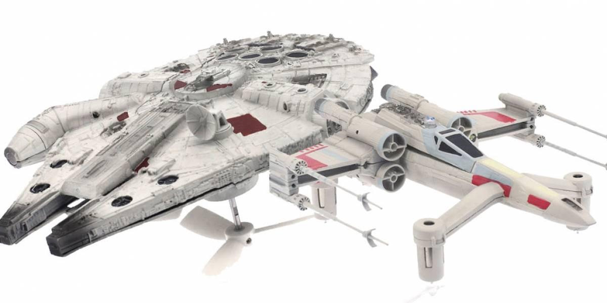 Propel anuncia drones de Star Wars que vuelan y disparan rayos láser