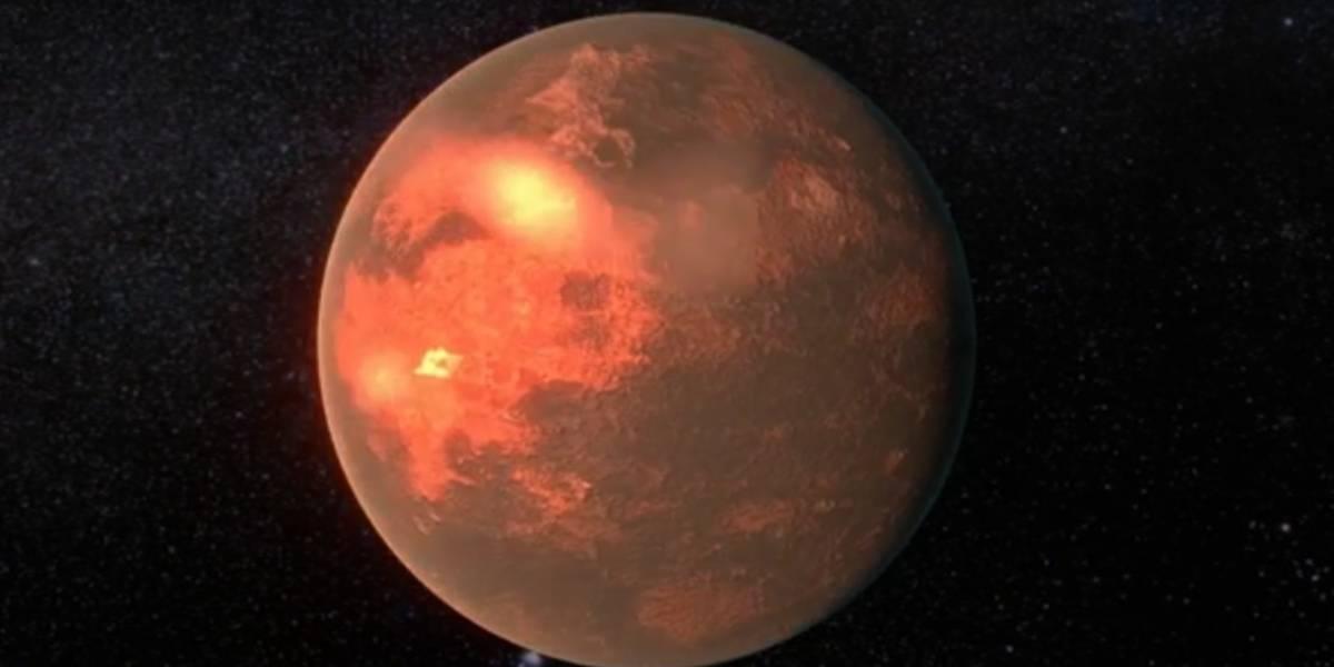 Próxima B, el exoplaneta descubierto en zona habitable más cercano a la Tierra