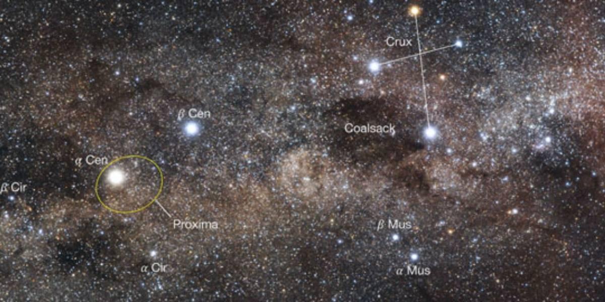 Otro gran descubrimiento astronómico determina órbita de Próxima Centauri tras 100 años