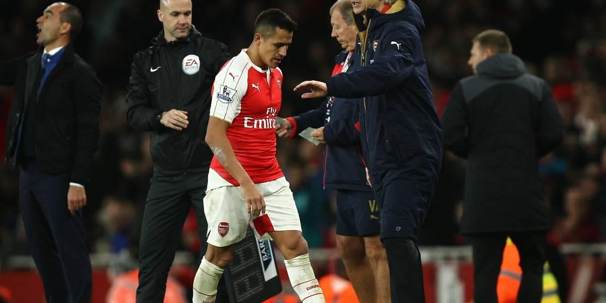 """Wenger lamenta la partida de Alexis: """"Perdemos un jugador de clase mundial, no lo voy a negar"""""""