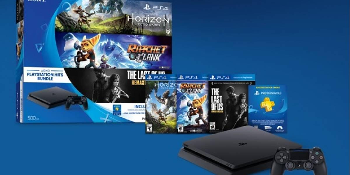 Y el ganador del bundle de PlayStation 4 es...