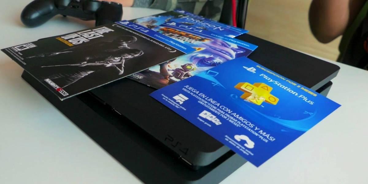 Unboxing+Concurso: Regalamos el nuevo bundle de PS4