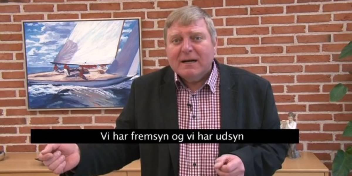 Cuatro alcaldes de Dinamarca, amenazados con pago de multa por parodia de Gangnam Style