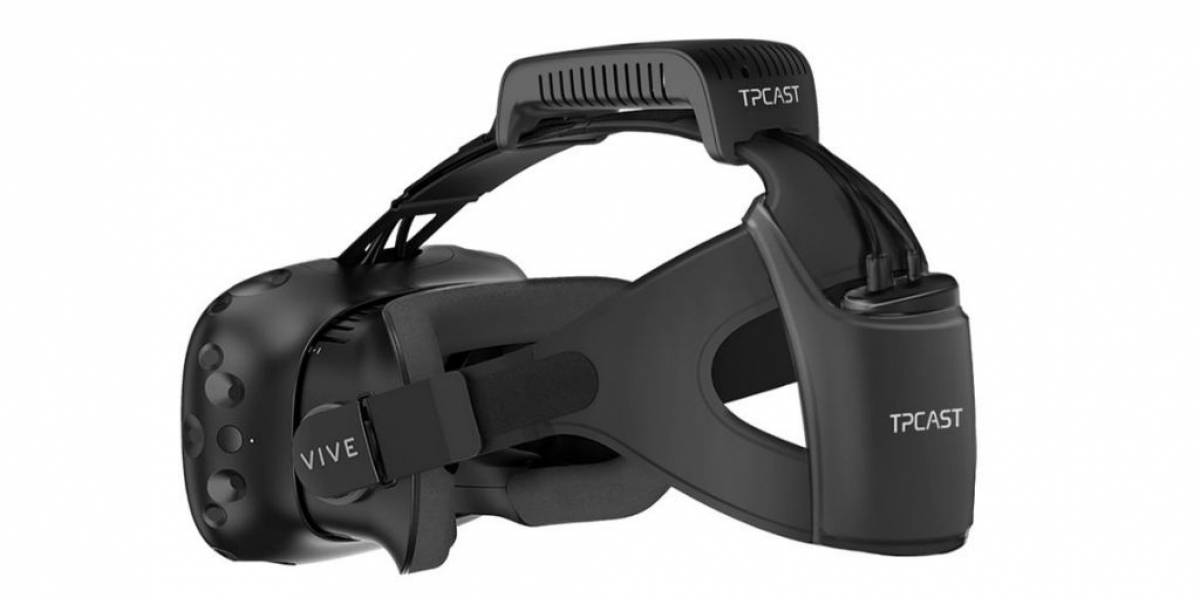 HTC Vive recibirá dispositivo para transformarlo en inalámbrico