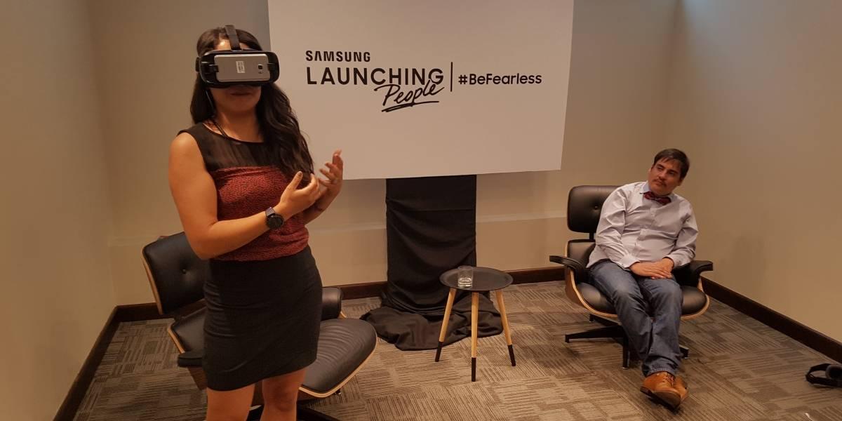 Estudio chileno revela que lentes de realidad virtual ayudarían a tratar traumas psicológicos