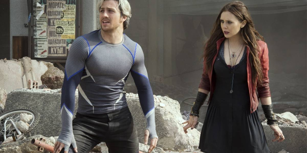 Marvel explica el origen de Scarlet Witch y Quicksilver en Avengers: Age of Ultron