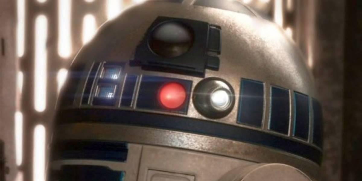 R2-D2 será subastado