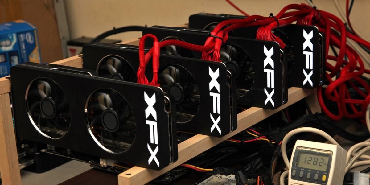 AMD espera más ingresos gracias a la minería de criptomonedas