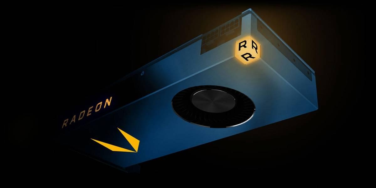 Esto costará la primera Radeon Vega de AMD