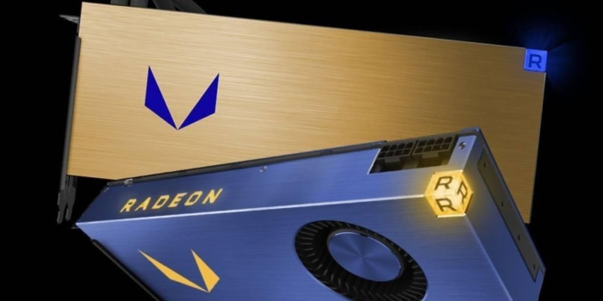 Surgen primeros benchmarks de la Radeon Vega Frontier Edition