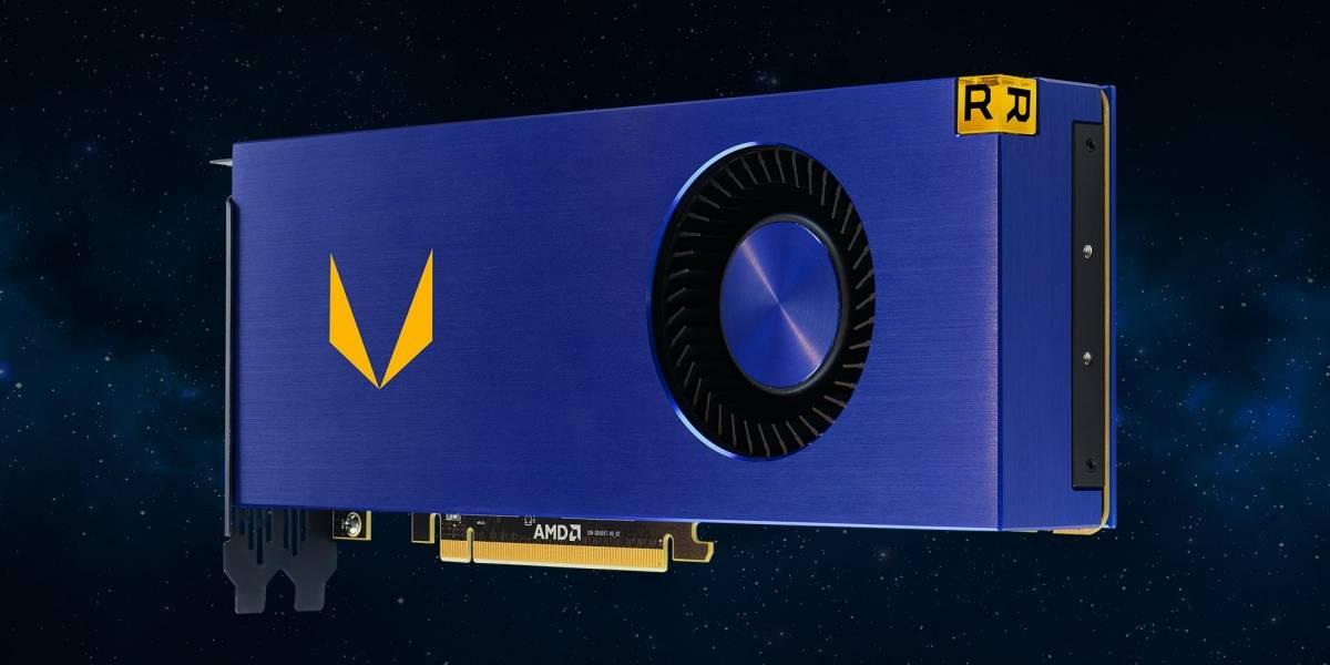 AMD lanza oficialmente sus primeras tarjetas Radeon Vega