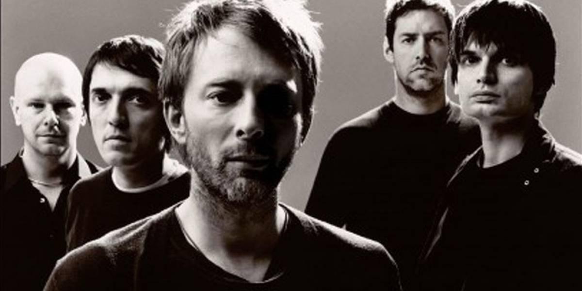 Radiohead elimina todo su contenido oficial de Internet