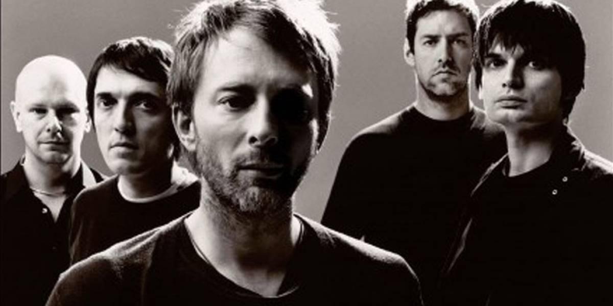"Álbum ""in Rainbows"" de Radiohead ya está disponible en Spotify"