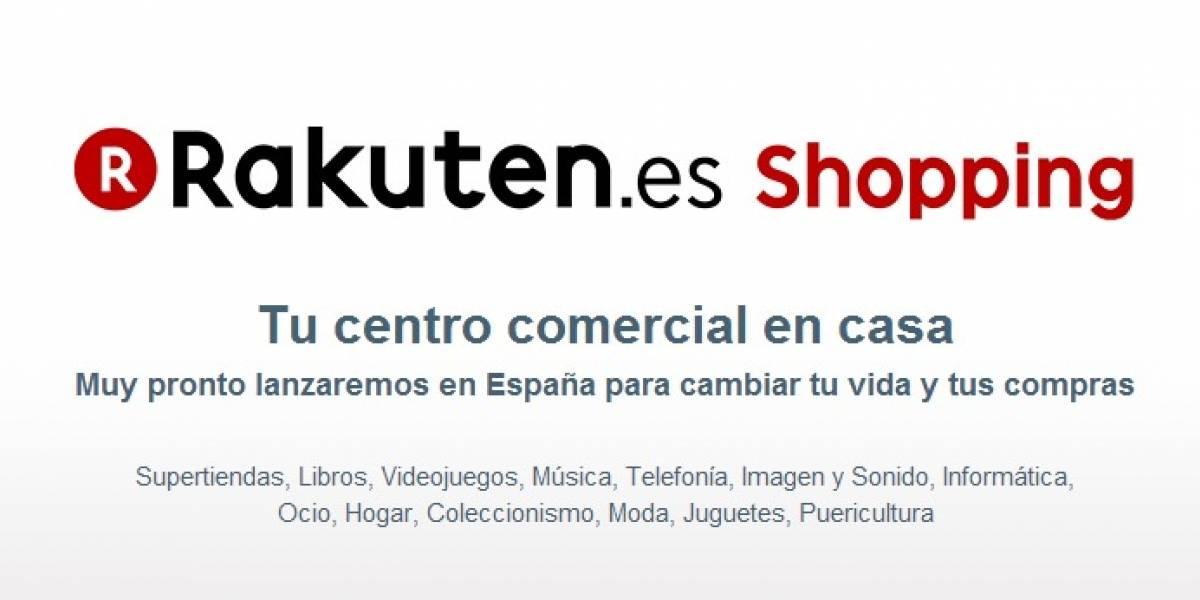 La tienda japonesa Rakuten enfrenta a Amazon en España