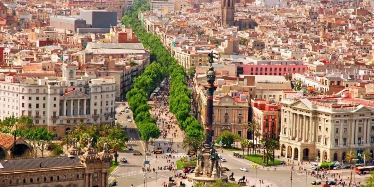 Chileno en Barcelona avisó vía Twitter hace meses por falta de seguridad en La Rambla